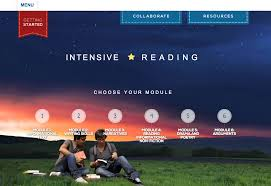the free online intensive reading course at flvs is ideal for