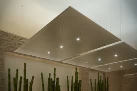 Sound Absorbing Ceiling Panels by Acoustic Wall Systems