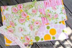 tutorial fat quarter baby dress u0026 easy baby quilt