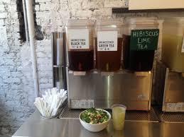 Sweetgreen Sweetgreen Salads U0026 Amazing Lemonades U0026 Iced Teas Hunter U0027s