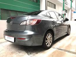 buy mazda 3 buy used mazda 3 sp 1 6l a t abs d ab 2wd 4dr hid car in singapore