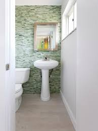 Remodeling Your Powder Room HGTV - Powder room bathroom