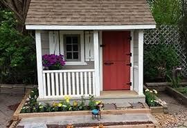 Backyard House Shed by Sheds Garages Gazebos U0026 More Summerwood
