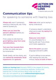 A Place Deaf 8 Best Deaf Awareness Tips Images On Invisible Illness