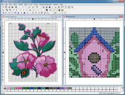 cross stitch pattern design software buzz tools patternmaker for machine embroidery