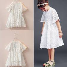 desain baju gaun anak baru 2 7 y eropa retro pesta anak anak gaun desain anak gadis renda