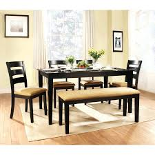 Oak Dining Table Chairs Benches Oak Dining Table And Benches Oak Dining Room Set With
