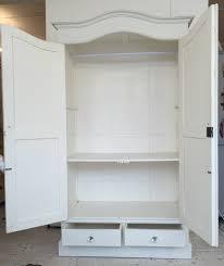 best 15 of white shabby chic wardrobes
