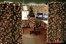 Decorating Christmas Theme Office Ideas Themes Decoration Fun For