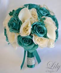 wedding flowers for bridesmaids 17 package bridal bouquet wedding bouquets silk flowers