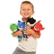 pj masks 6 sets small pajamas masked dolls pj masks toy dolls