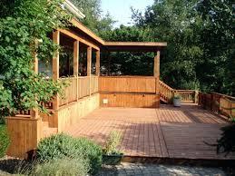 deck pergola kit shade small designs 30396 interior decor