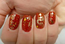 chinese new year nail art design 2 twentysixnails 25 awesome