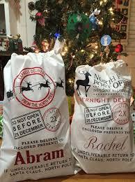 personalized santa sack personalized santa sack bag shoppe3130
