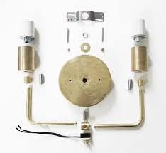 diy light fixtures parts diy light fixture brass sconce deuce cities henhouse