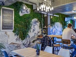 forest plant restaurant decoration gaja decor group