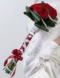 Red Wedding Bouquets Red Wedding Bouquets