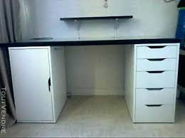 ikea table de cuisine caisson de bureau ikea table de cuisine ikea en verre bureau verre