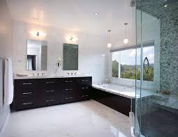 porcelanosa marmol carrara bathroom contemporary with modern