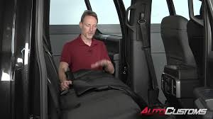 Ford F250 Truck Seat Covers - how to install leather craft seat skinz seat covers at autocustoms