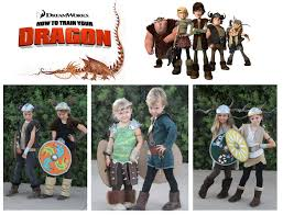 the weisse guys group costumes how to train your kids