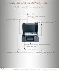 digital wedding invitation printing machine high quality uv