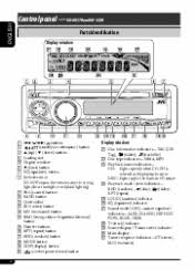 control panel kd ar370 jvc g320 support