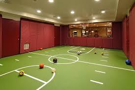splashy sport basement traditional kids