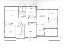 decor ranch house plans with basement 30x40 house floor plans