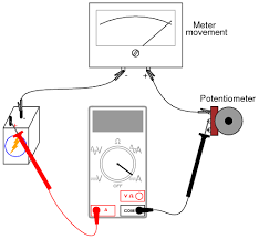 make your own multimeter dc circuits electronics textbook