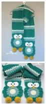 owl super scarf free crochet pattern free crochet owl and owl scarf