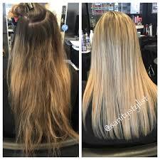 foil highlights for brown hair full foil highlights hair by me sanitystylist pinterest