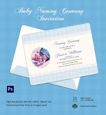 Birth Ceremony Invitation Card Invitation Card For Christening Free Download Futureclim Info