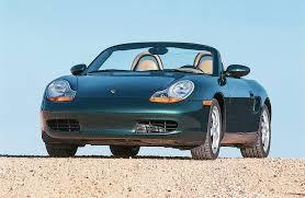 Porsche Boxster 4 Seater - 2006 porsche boxster new car test european car web