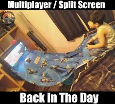 Funny Gaming Memes - the fair and square split screen mode offvault funny video game