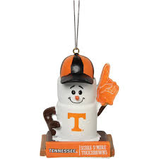 tennessee volunteers s mores thematic ornament sec store