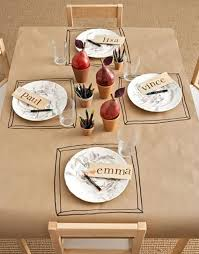 142 best thanksgiving table images on