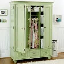 clothing armoires chic design clothing wardrobe armoire closet wadrobe ideas