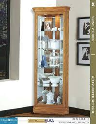 curved corner curio cabinet corner curio cabinet smarton co