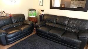 Incredible Leather Settee Sofa Better Housekeeper Blog All Things Black Leather Sofa Cleaner Savae Org