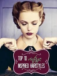 vintage hair best 25 vintage hair tutorials ideas on 50s hair