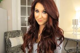 Cherry Red Hair Extensions by 25 Stunning Chocolate Red Brown Hair U2013 Wodip Com