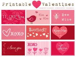 valintine cards 41 free printable valentines for s day