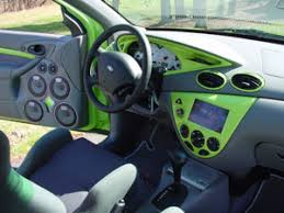 2001 Ford Focus Zx3 Interior Sony U0027s Ford Focus