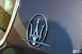 maserati blue logo maserati quattroporte diesel 2013 8 october 2017 autogespot