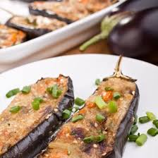 cuisiner aubergine facile recette aubergines farcies faciles