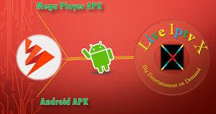mega apk mega player android apk iptv premium live iptv x