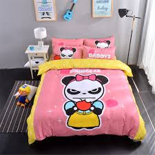 online get cheap panda comforter set twin aliexpress com