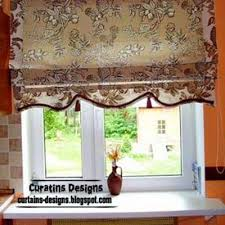 Roman Shades Styles - 10 exclusive roman shades designs for kitchen roman blinds