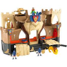 imaginext new lions den castle walmart com